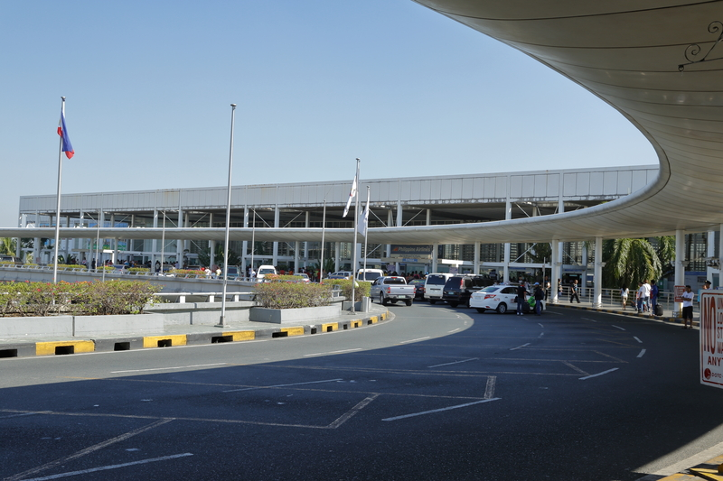 Ninoy Aquino International Airport (MNL) is the largest airport in the Philippines.